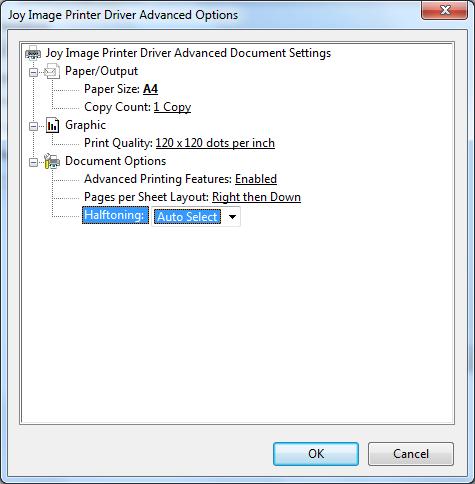 Joy Image Printer Screenshot 2