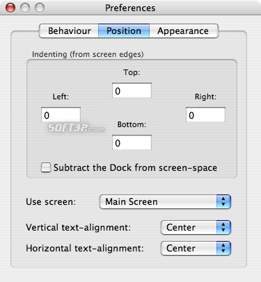 DesktopLyrics Screenshot 4