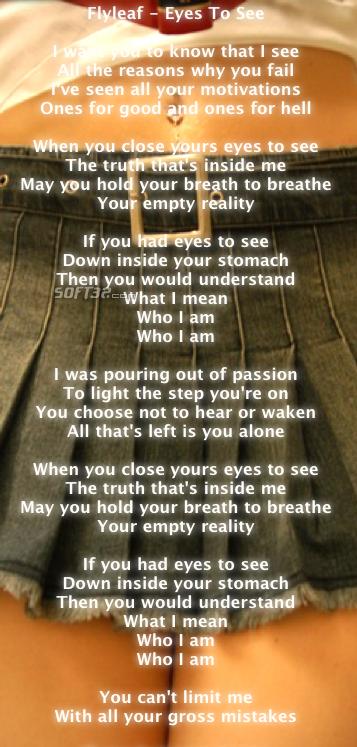 DesktopLyrics Screenshot 6