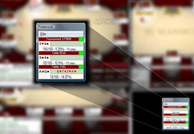 Pokeroid Screenshot 2
