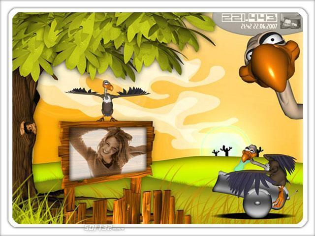 The Vulture Strike (WebCam Game) Screenshot 2