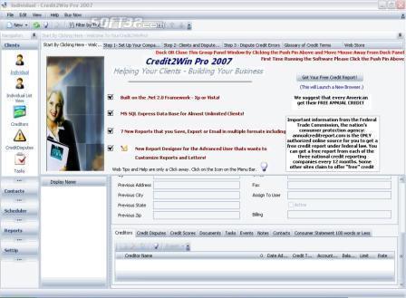 CreditWin Pro Screenshot 3