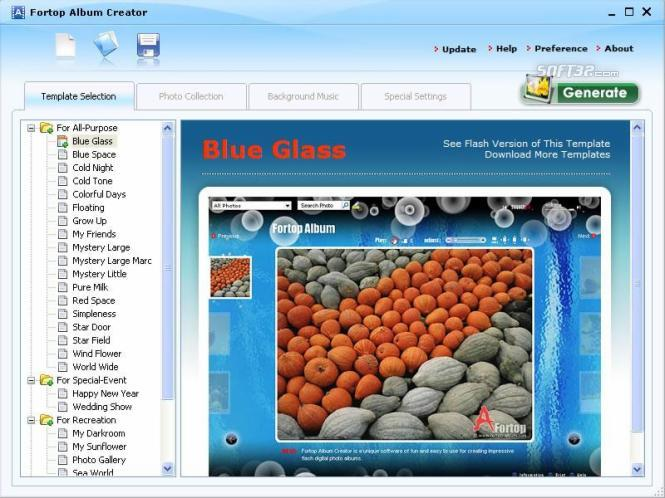Fortop Album Creator Screenshot 5