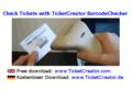 BarcodeChecker - Eintrittskarten prà 1