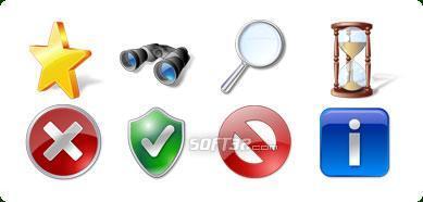 Icons-Land Vista Style Elements Icon Set Screenshot 3