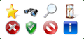 Icons-Land Vista Style Elements Icon Set 1