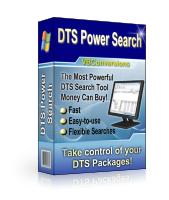 DTS Power Search Screenshot 1