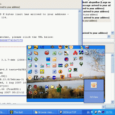 DESKonTOP Screenshot