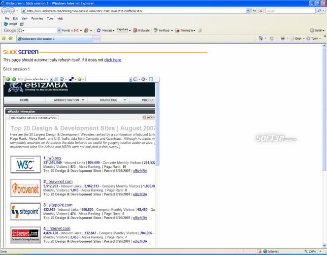 Slickscreen Screenshot 4