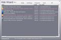Hide Wizard-Hide windows and hide folder 1