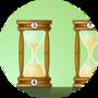 Hourglass Problem 1