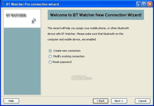 BT Watcher Pro Screenshot 2