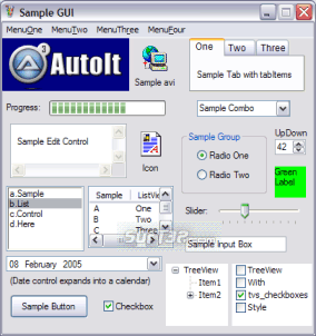 AutoIt Screenshot 3