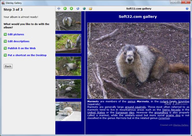 Glenlay Gallery Screenshot 5