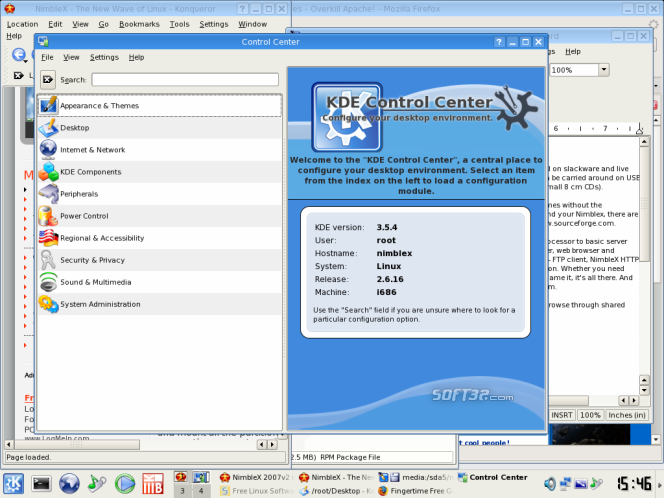 NimbleX Screenshot 6