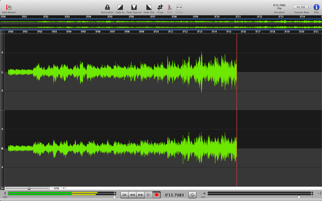 Sound Studio Screenshot 5
