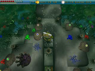 Adventures of Tuber: The Map of Treasure Screenshot 1