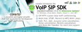 VoIP SIP SDK for .NET and ActiveX 3