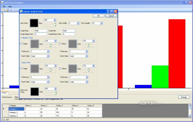 Smart Chart Designer Screenshot 5