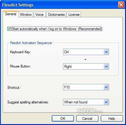 Flexdict Screenshot 3