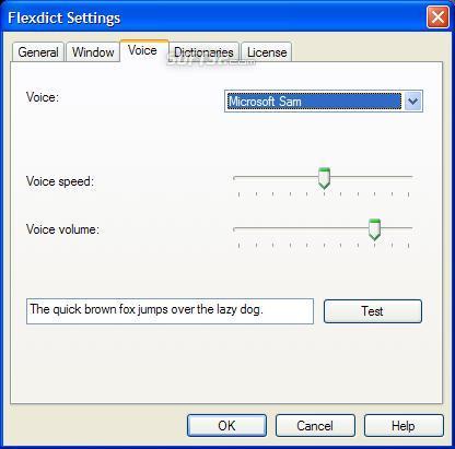 Flexdict Screenshot 4