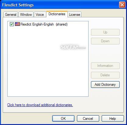 Flexdict Screenshot 5