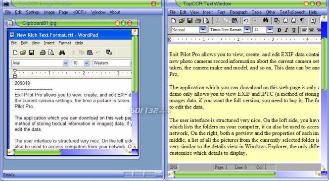 TopOCR Screenshot 4