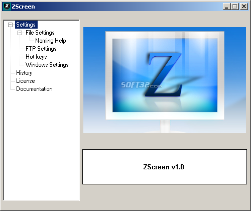 ZScreen Screenshot