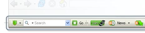 Best Security Tips Toolbar Screenshot 1