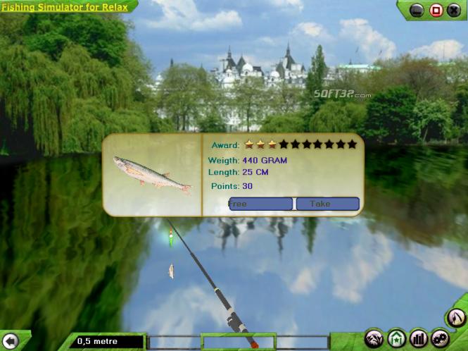 Fishing-Simulator for Relaxation Screenshot 4