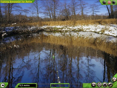 Fishing-Simulator for Relaxation Screenshot