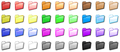 Folder Color Icon Set 1