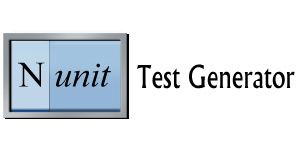NUnit Test Generator Screenshot 1