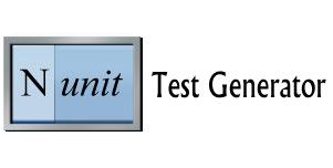 NUnit Test Generator Screenshot