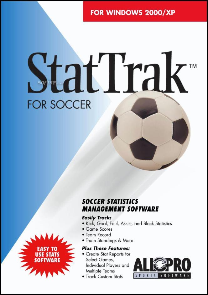 StatTrak for Soccer Screenshot 2