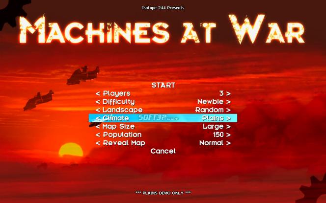 Machines at War Screenshot 3