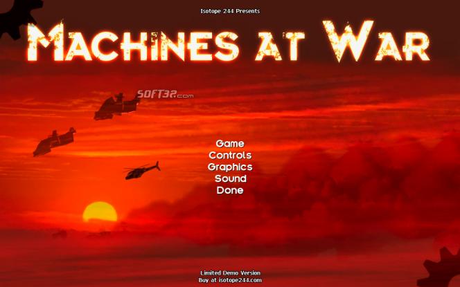 Machines at War Screenshot 4
