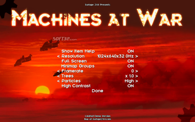 Machines at War Screenshot 5