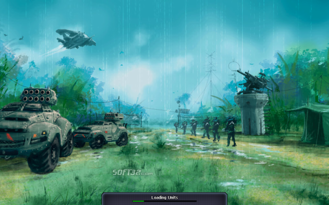 Machines at War Screenshot