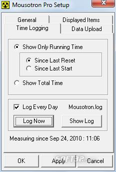Mousotron Screenshot 3