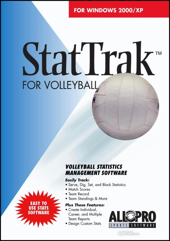 StatTrak for Volleyball Screenshot 2