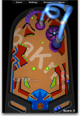 MacPinball Screenshot