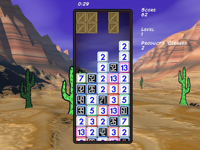 Prime Time: Math Adventure Screenshot