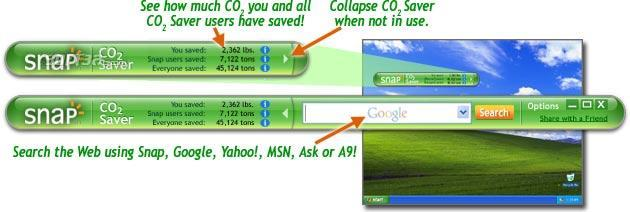 CO2 Saver Screenshot 2