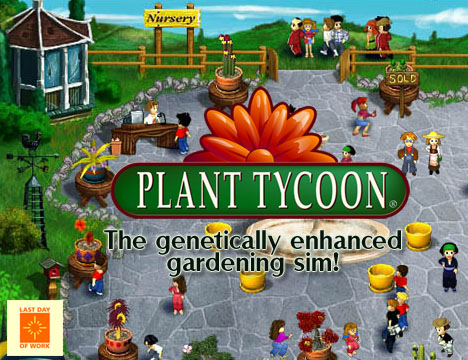Plant Tycoon (Mac) Screenshot