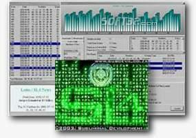 SL4 - Lotto database application Screenshot 2