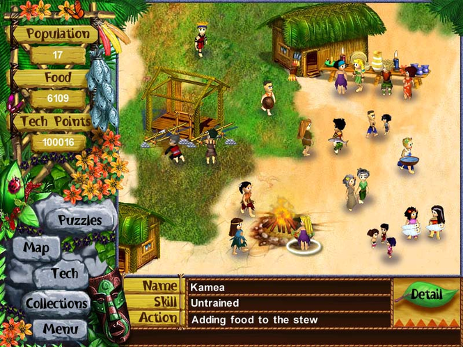 Virtual Villagers- The Lost Children Screenshot