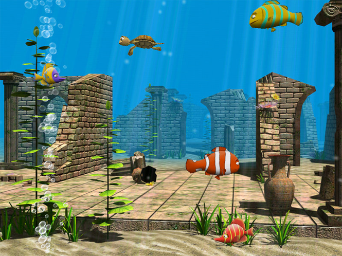 Funny Fish Screenshot