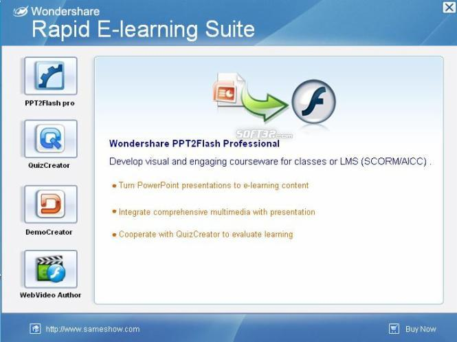 Rapid E-Learning Suite Deluxe Screenshot 3
