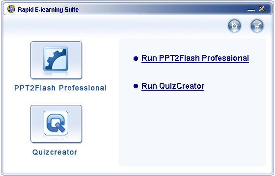 Wondershare Rapid E-Learning Suite Std Screenshot